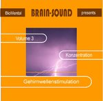 "Brain-Sound CD ""Konzentration"""