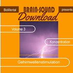 Brain-Sound CD Konzentration Download